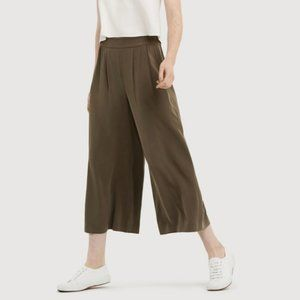 Kit & Ace Chatham Silk Blend Culotte Trousers
